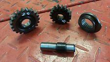 HONDA TRX 350 FOURTRAX ATV > KICK START SHAFT , GEARS &CAM # 28243-HA5-670