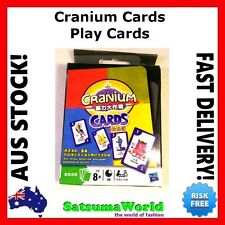 Cranium Cards Card Game new sealed family fun 8 years Hasbro English Chinese