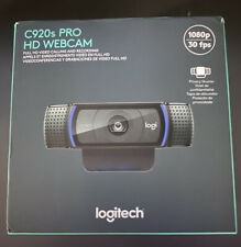 NEW Logitech C920s Pro HD 1080p Webcam with Privacy Shutter