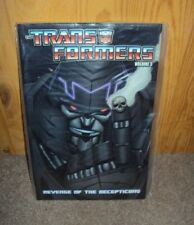 The Transformers, Volume 3: Revenge of the Decepticons TPB IDW Publishing