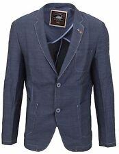 VAN SANTEN & VAN SANTEN Sakko Jacket Jacke Blazer Größe 52 L Leinen & Baumwolle