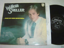 WILLIAM SHELLER ...Dans Une Vieux Rock N Roll LP 1976 VG/VG+ Philips Records
