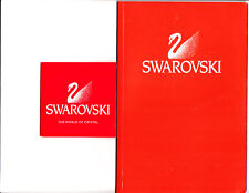 1999 Swarovski Book with Special Cd disc Win Windows 95/98/ Nt