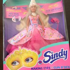 Sindy Making Eyes Doll 1995 New  in Box HASBRO Great Find!!