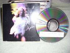 RARE UK PROMO Kylie Minogue CD single Come Into My World FEVER Cathy Dennis POP