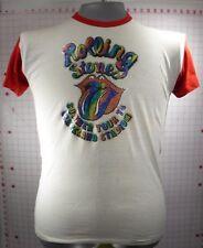 Rolling Stones T-shirt XL Summer Tour 1978 Cleveland Stadium RARE White w/Red
