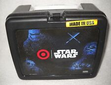 #9571 Thermos Brand Target Store Star Wars Plastic Lunchbox (No Thermos)
