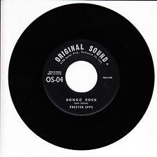 PRESTON EPPS Bongo Rock M- 45 RPM
