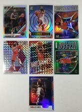 JAMES HARDEN - Rockets 2019-20 Optic Mosaic Silver HOLO Prizm card lot