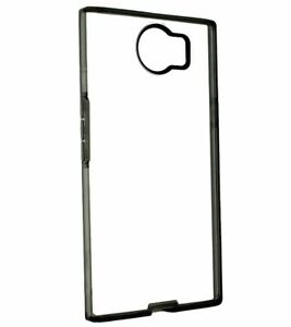 Incipio Octane Pure Series Clear Case Cover for BlackBerry PRIV - Clear / Gray