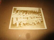 Rare 1944 American League Team Baseball All-Star Game Photo