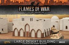 Flames of War Battlefield in a Box BNIB Large Desert Building BB223