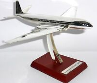 DH-106 Comet Silver Plated Atlas Editions Collectors Model Scale 1:200