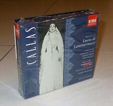 Box 2 Cd Donizetti LUCIA DI LAMMERMOOR Maria Callas Herbert Von Karajan
