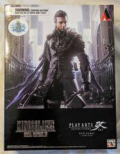 GENUINE Final Fantasy XV/15 Kingsglaive: Nyx Ulric Play Arts Kai Figure