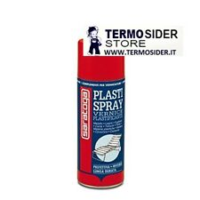 PLASTI SPRAY SARATOGA VERNICE PLASTIFICANTE PROTETTIVA E INVISIBILE ML 400