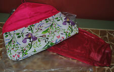 CRABTREE & EVELYN ROSEWATER MAKE UP BAG NEW IN BAG!