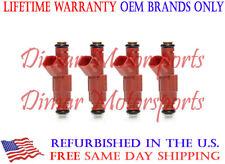 Lifetime Warranty-Ford Focus 2.0L OEM BOSCH Fuel Injector Set of 4 - 0280156161