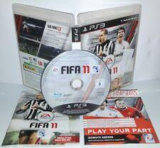 FIFA 11 FOOTBALL CALCIO 2011 - Playstation 3 Ps3 Play Station Bambini Gioco Game