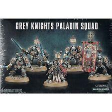 Gris Caballeros Paladin Squad-Warhammer 40,000 40k-Games Workshop Marines Espaciales