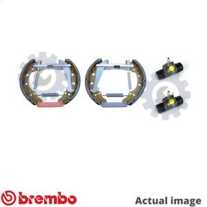 BRAKE SHOE SET FOR VW GOLF/II/Mk/III/Cabriolet/IV JETTA VENTO CABRIO POLO/Van