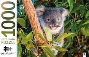 1000 Piece Jigsaw Puzzle - Koala, Australia