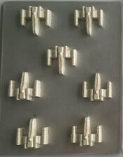 X-WING STARFIGHTER BITES CHOCOLATE CANDY MOLD MOLDS PARTY FAVOR FAVORS STAR WARS
