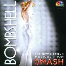 NEW Bombshell: The New Marilyn Musical from Smash (Audio CD)