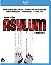 Asylum [New Blu-ray] Widescreen
