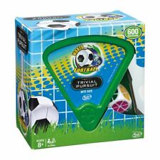 World Football Stars Trivial Pursuit Quiz Game