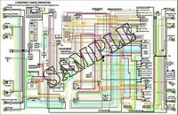 color wiring diagram 11x17 for bmw 525i 525it 535i m5 (e34) 1991 14 pages    ebay  ebay