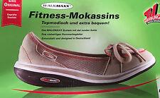 Walkmaxx Fitness Mokassins Beige Damen Ballerina Sommer Mokassin Gr 40 NEU