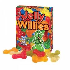 JELLY WILLIES Willy SWEETS Penis PECKER Fun GIFT UK FAST POST
