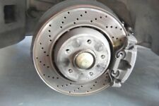 BMW E46 M3 3.2 S54B32 FRONT HUBS COMPLETE WITH BRAKE CALIPERS AND DISCS