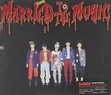 Shinee - Married To The Music (Vol.4) [CD New]