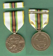 Us Cold War Service Medal w/service ribbon Gtc