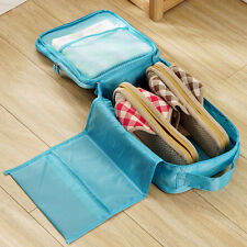 ORZ Shoes Storage Bag Luggage Pouch Water Resistant Organize Case Travel Sport