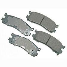 Rr Ceramic Brake Pads  Akebono  ACT553