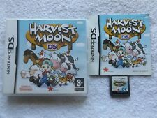 Harvest Moon DS NINTENDO DS v.g.c. simulación & RPG (+ Nintendo Club Puntos)