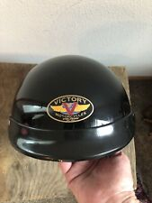 1999 Vintage Victory Motorcycle Polaris Helmet T67 Large DOT