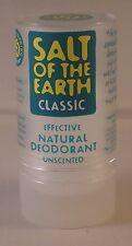 Cristal de sal de la tierra, naturales Desodorante 90 G