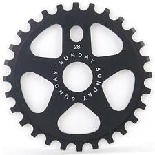 Sunday BMX Sabretooth Sprocket Black