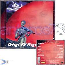 GIGI D'AGOSTINO RARO CD OMONIMO ITALIA RTI 1996 - SIGILLATO
