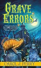 Grave Errors (A Witch City Mystery)-ExLibrary