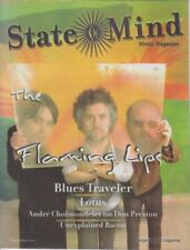 Flaming Lips cover story VT mag '05 Don Preston Mothers of Invention Frank Zappa