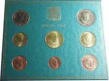 elf Vatican City 8 pc Mint Set  2013 Pope Benedict XVI