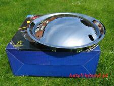 "15"" Wheel Trims Baby Moon CHROME HUB CAPS Full Covers Hubcaps SET OF 4"