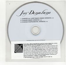 (GO165) Joy Denalane, Change - 2007 DJ CD