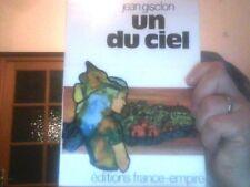 Jean Gisclon pour Un du ciel