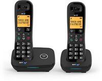 BT 1200 Twin Digital Cordless Home Phone & Nuisance Call Blocker